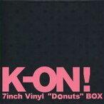 """【中古】アニメ系EPレコード K-ON!(けいおん!) 7inch Vinyl """"Donuts""""BOX[EP盤]"""