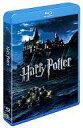 【中古】洋画Blu-ray Disc ハリー・ポッター ブルーレイ コンプリート セット[初回限定生産]