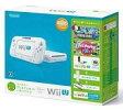 【中古】WiiUハード Wii U すぐに遊べるファミリープレミアムセット + Wii Fit U(シロ)【02P03Sep16】【画】