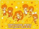 【中古】抱き枕カバー・シーツ(キャラクター) 集合(オレンジ) プレミアム ビッグブランケット 「初音ミク Project mirai 2」
