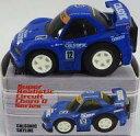 【中古】ミニカー 超リアルサーキットチョロQ シリーズ2 カルソニック スカイライン #12(ブルー)