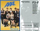 【中古】コレクションカード(男性)/AAA TanoCa「Charge Go!」着うたフルver.(