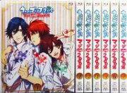 【中古】アニメBlu-ray Disc うたの☆プリンスさまっ♪ マジLOVE2000% 初回限定版 全7巻セット