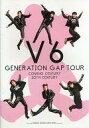 【中古】パンフレット(ライブ・コンサート) パンフ)V6 GENERATION GAP TOUR【タイムセール】
