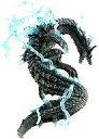 【中古】トレーディングフィギュア ラギアクルス希少種 「カプコンフィギュアビルダー スタンダードモデル モンスターハンター Vol.6」