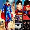 【中古】フィギュア スーパーマン 限定ver. 「ザ・ニュー52:スーパーマン」 スーパーアロイ 1/6 コレクティブルフィギュア