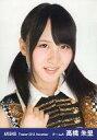 【中古】生写真(AKB48 SKE48)/アイドル/AKB48 高橋朱里/顔アップ/劇場トレーディング生写真セット2013.November