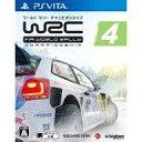 【中古】PSVITAソフト WRC4 FIA〜ワールド ラリー チャンピオンシップ〜