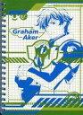 【中古】ノート メモ帳 グラハム エーカー 名言ノート 「機動戦士ガンダム00」