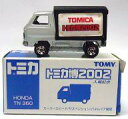 【中古】ミニカー 1/54 HONDA TN 360(ブラック×シルバー) 「トミカ」 トミカ博2002入場記念