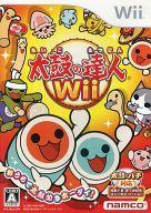 【中古】Wiiソフト 太鼓の達人Wii[太鼓、バチ同梱版] (状態:ゲームソフト単品)