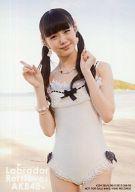 【中古】生写真(AKB48・SKE48)/アイドル/NMB48 市川美織/水着・膝上/CD「ラブラドール・レトリバー」通常盤特典