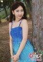 【中古】生写真(AKB48 SKE48)/アイドル/AKB48 柏木由紀/膝上 衣装青 左向き 両手組み 背景木/DVD「AKB48海外旅行日記 -ハワイはハワイ-」特典