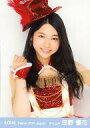 【中古】生写真(AKB48 SKE48)/アイドル/AKB48 田野優花/上半身 右手グー/劇場トレーディング生写真セット2013.August