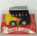 【中古】ミニカー チョロQ SUPER COOL スヌーピータウン(ブラック×オレンジ)【10P13Jun14】【画】