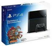 【中古】PS4ハード プレイステーション4本体 First Limited Pack(HDD 500GB/CUHJ-10000) (状態:モノラルヘッドセット欠品)【画】