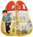 【新品】おもちゃ あそびたーっぷり!ボールテントパンこうじょう 「それいけ!アンパンマン」【02P03Dec16】【画】