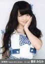 【中古】生写真(AKB48・SKE48)/アイドル/AKB48峯岸みなみ/上半身・左手頬/劇場トレーディング生写真セット2012.October【10P10Jan15】【画】