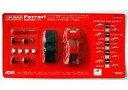 【中古】ミニカー 1/64 Ferrari 365GT4/BB(1973年/レッド) 「フェラーリコレクション Vol.1」 ダイドーデミタスコーヒーキャンペーン フェラーリミニカーキット100万台プレゼント