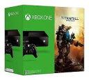 【中古】Xbox Oneハード XboxOne本体 タイタンフォール同梱版