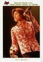 【中古】生写真(男性)/俳優/歌手 加藤和樹/ライブフォト・膝上・衣装赤白・左手マイク・右手タンバリン・「2008.03.16 大阪 なんばHatch」/Kazuki Kato Live GIG 2008 TOUR-in LOVE-