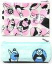 【中古】バッグ(キャラクター) 全2種セット のんびりまいにちポーチ 「一番くじ しろくまカフェ 〜スナップコレクション〜」 I賞