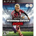 【中古】PS3ソフト ワールドサッカーウイニングイレブン2015【02P03Dec16】【画】