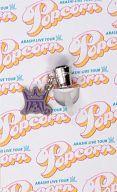 【中古】モバイル雑貨(男性) 嵐 イヤホンジャックアクセサリー(紫) 「ARASHI LIVE TOUR Popcorn」 名古屋会場限定