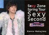 【中古】コレクションカード(男性)/DVD「Sexy Zone Spring Tour Sexy Second」(PCBP-52304/PCXP-50247)初回限定版特典トレカ Sexy Zone/中島健人/DVD「Sexy Zone Spring Tour Sexy Second」(PCBP-52304/PCXP-50247)初回限定版特典トレカ【02P09Jul16】【画】