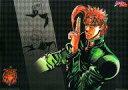 【中古】デスクマット 花京院典明 ビジュアルマット 「一番くじ ジョジョの奇妙な冒険Part3 スタ