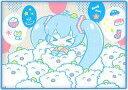 【中古】抱き枕カバー・シーツ(キャラクター) 初音ミク(ブルー) その2ブランケット 「初音ミク×しゅうまい君」