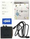 【中古】PS3ハード PlayStation3専用 地上デジタルレコーダーキット torne(トルネ) (状態:USBケーブル欠品)