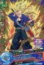 【中古】ドラゴンボールヒーローズ/P/ドラゴンボールヒーローズ カードグミ14 JPBC4-04 [P] : トランクス:青年期【画】