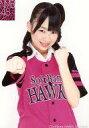 【中古】生写真(AKB48・SKE48)/アイドル/NMB48 小笠原茉由/ユニフォーム・SoftBank HAWKS・福岡出張公演/公式生写真