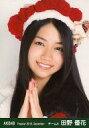 【中古】生写真(AKB48・SKE48)/アイドル/AKB48 田野優花/バストアップ・両手あわせ/劇場トレーディング生写真セット2013.December