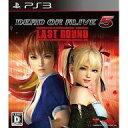 【中古】PS3ソフト DEAD OR ALIVE5 Last Round [通常版]【02P01Oct16】【画】