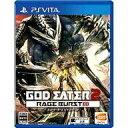 【中古】PSVITAソフト GOD EATER2 RAGE BURST