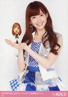 【中古】生写真(AKB48・SKE48)/アイドル/AKB48 小嶋陽菜/「AKB48+Me エビテン・キャラアニ数量限定パック」特典