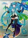 【中古】タペストリー 初音ミク オリジナルB2タペストリー 「PS Vitaソフト 初音ミク -Project DIVA- f」 ゲーマーズ特典
