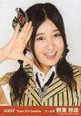 【中古】生写真(AKB48・SKE48)/アイドル/AKB48 野澤玲奈/バストアップ/劇場トレーディング生写真セット2014.September