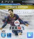 【中古】PS3ソフト アジア版 FIFA 14 ULTIMATE EDITION (国内版本体動作可)(状態:パッケージ状態難)【P27Mar15】【画】