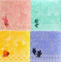 【中古】タオル 手ぬぐい(キャラクター) 全4種セット ポイント刺繍入りタオル 「一番くじ カードキャプターさくら〜ケルベロスとティーパーティー〜」 G賞