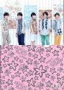 【中古】クリアファイル(男性アイドル) 嵐(裏面:ピンク) A4クリアファイル 「ARASHI BLAST in Hawaii」