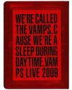 【エントリーでポイント10倍!(9月26日01:59まで!)】【中古】パンフレット(ライブ・コンサート) パンフ)VAMPS LIVE 2009