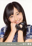 【中古】生写真(AKB48・SKE48)/アイドル/HKT48 <strong>谷口愛理</strong>/バストアップ・両手顎/劇場トレーディング生写真セット2012.July