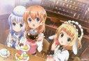 【中古】ポスター(アニメ) 3Dポスター ココア&チノ&シャロ 「ご注文はうさぎですか?」【タイムセール】