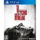 【中古】PS4ソフト PsychoBreak(サイコブレイク)