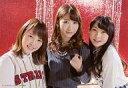 【中古】生写真(AKB48 SKE48)/アイドル/AKB48 川栄李奈 柏木由紀 木崎ゆりあ/CD「Green Flash」サークルK特典生写真