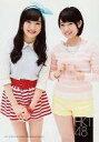 【中古】生写真(AKB48・SKE48)/アイドル/HKT48 田島芽瑠・朝長美桜/CD「12秒」新星堂/WonderGoo特典生写真