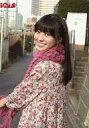【中古】生写真(女性)/グラビアアイドル 逢沢りな/上半身・体横向き・衣装花柄・ピンクのマフラー/「BOMB」特典生写真